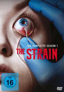 The Strain Staffel 1, 4 DVDs
