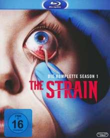 The Strain Staffel 1 (Blu-ray), 3 Blu-ray Discs