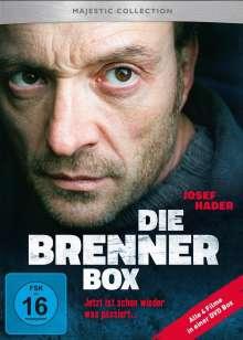 Die Brenner Box, 4 DVDs