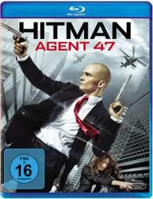 Hitman: Agent 47 (Blu-ray), Blu-ray Disc