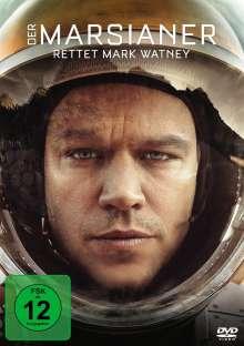 Der Marsianer - Rettet Mark Watney, DVD