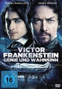 Victor Frankenstein, DVD