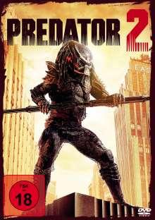 Predator 2 (Uncut), DVD