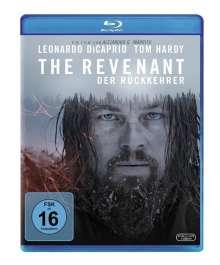 The Revenant - Der Rückkehrer (Blu-ray), Blu-ray Disc
