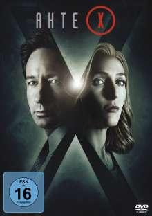 Akte X Season 10, 3 DVDs