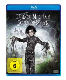 Edward mit den Scherenhänden (Blu-ray Mastered in 4K), Blu-ray Disc