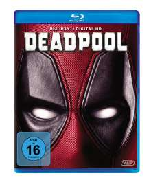Deadpool (Blu-ray), Blu-ray Disc