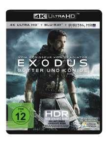 Exodus - Götter und Könige (Ultra HD Blu-ray & Blu-ray), 2 Ultra HD Blu-rays
