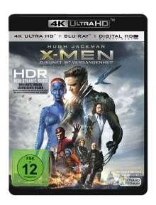 X-Men - Zukunft ist Vergangenheit (Ultra HD Blu-ray & Blu-ray), 2 Ultra HD Blu-rays