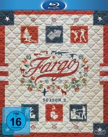 Fargo Staffel 2 (Blu-ray), 3 Blu-ray Discs