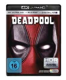 Deadpool (Ultra HD Blu-ray), 1 Ultra HD Blu-ray und 1 Blu-ray Disc