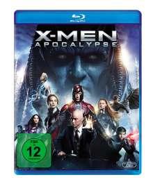 X-Men: Apocalypse (Blu-ray), Blu-ray Disc
