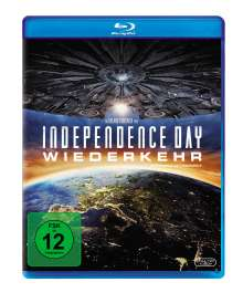Independence Day 2 - Wiederkehr (Blu-ray), Blu-ray Disc