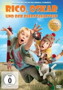 Rico, Oskar und der Diebstahlstein, DVD