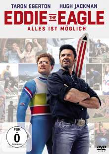 Eddie The Eagle, DVD