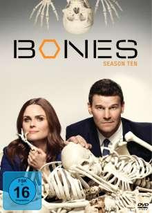 Bones - Die Knochenjägerin Season 10, 6 DVDs