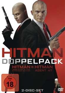 Hitman 1 & 2, 2 DVDs