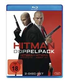 Hitman 1 & 2 (Blu-ray), 2 Blu-ray Discs