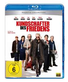 Kundschafter des Friedens (Blu-ray), Blu-ray Disc