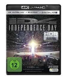 Independence Day (Ultra HD Blu-ray & Blu-ray), 1 Ultra HD Blu-ray und 2 Blu-ray Discs