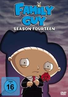 Family Guy Staffel 14, 3 DVDs
