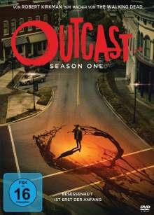Outcast Season 1, 3 DVDs