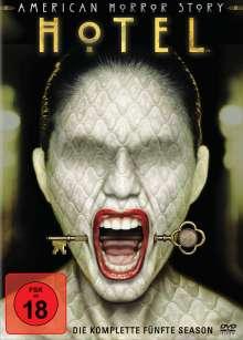 American Horror Story Season 5: Hotel, 4 DVDs