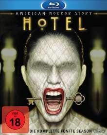 American Horror Story Season 5: Hotel (Blu-ray), 3 Blu-ray Discs