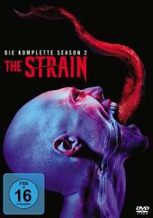 The Strain Staffel 2, 4 DVDs