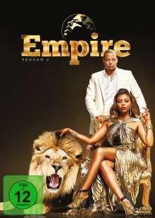 Empire Staffel 2, 5 DVDs