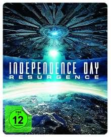 Independence Day 2 - Wiederkehr (Blu-ray im Steelbook), Blu-ray Disc