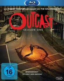 Outcast Season 1 (Blu-ray), 3 Blu-ray Discs