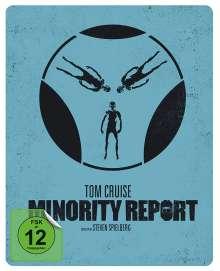Minority Report (Blu-ray im Steelbook), Blu-ray Disc