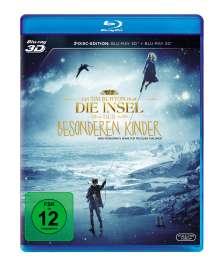 Die Insel der besonderen Kinder (3D & 2D Blu-ray), 2 Blu-ray Discs
