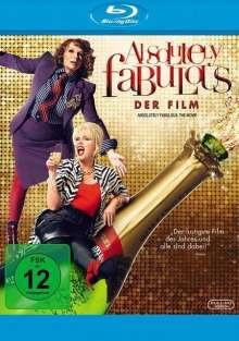 Absolutely Fabulous - Der Film (Blu-ray), Blu-ray Disc