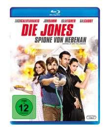 Die Jones - Spione von Nebenan (Blu-ray), Blu-ray Disc