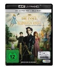 Die Insel der besonderen Kinder (Ultra HD Blu-ray & Blu-ray), Ultra HD Blu-ray