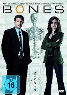 Bones - Die Knochenjägerin Season 1, 6 DVDs