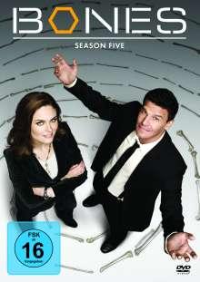 Bones - Die Knochenjägerin Season 5, 6 DVDs