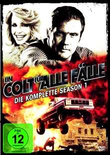Ein Colt für alle Fälle Staffel 1, 6 DVDs