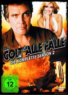 Ein Colt für alle Fälle Staffel 2, 6 DVDs