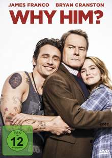 Why Him?, DVD