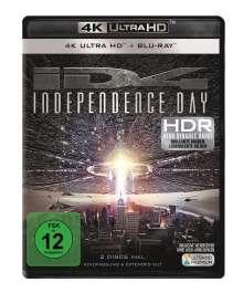 Independence Day (Ultra HD Blu-ray & Blu-ray), 1 Ultra HD Blu-ray und 1 Blu-ray Disc