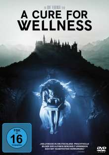 A Cure for Wellness, DVD