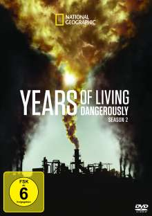 Years of Living Dangerously Season 2, DVD
