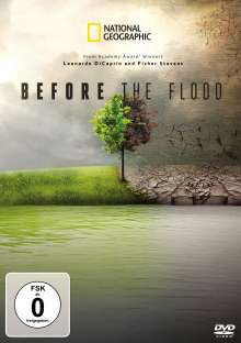 Before the Flood, DVD