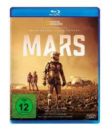 MARS Staffel 1 (Blu-ray), 3 Blu-ray Discs