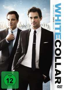 White Collar Season 5, 3 DVDs