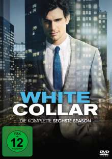 White Collar Season 6 (finale Staffel), DVD