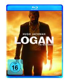 Logan - The Wolverine (Blu-ray), Blu-ray Disc